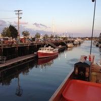 Photo taken at Portland Lobster Company by Jeanne on 7/24/2012