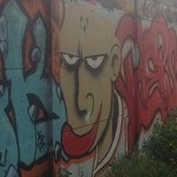 Photo taken at Art de rue by isabelle on 5/7/2012