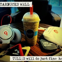 Photo taken at Tully's Coffee by Gregoryxavier C. on 4/24/2012