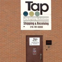 Photo taken at Tap Packaging Solutions by Andrew K. on 6/15/2012