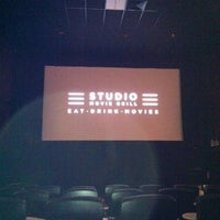 Photo taken at Studio Movie Grill by Dusty L. on 8/3/2012