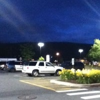 Photo taken at Fairgrounds Plaza (Big Y) by Marissa B. on 6/26/2012