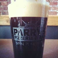 Photo taken at Parry's Pizzeria & Bar by Derrin A. on 3/30/2012