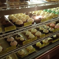 Photo taken at Jarets Stuffed Cupcakes by Diana Z. on 3/3/2012