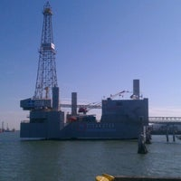 Photo taken at Ocean Star Offshore Drilling Rig & Museum by Paul A. on 8/30/2012
