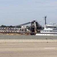 Photo taken at Tilleman Bridge by Ann B. on 7/6/2012