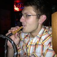 Photo taken at Karma Hookah and Cigar Lounge by Kayne K. on 9/1/2012