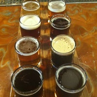 Photo taken at ThirstyBear Brewing Company by Wendy P. on 8/15/2012