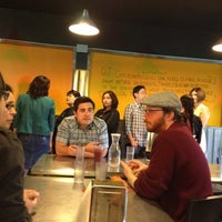 Photo taken at Gastronomico by Allison N. on 3/25/2012