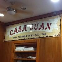Foto tomada en Casa Juan - Los Mellizos por Hana P. el 8/19/2012