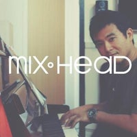 Photo taken at Mix-head Studio by keng a. on 9/6/2012