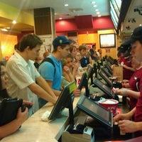 Photo taken at KFC by Albina K. on 6/22/2012