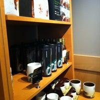 Photo taken at Starbucks Coffee by virginie b. on 3/9/2012