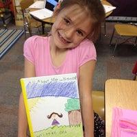 Photo taken at Hazel Dell School by Allison W. on 5/11/2012