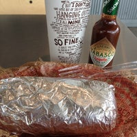 Photo taken at Chipotle Mexican Grill by Steve M. on 3/23/2012