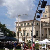 Photo taken at Gables Farmers Market by Orlando F. on 2/25/2012