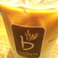Photo taken at Caffé bene by Cate S. on 6/9/2012
