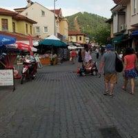 8/2/2012 tarihinde Gökhan T.ziyaretçi tarafından Göcek Çarşısı'de çekilen fotoğraf