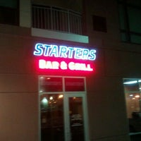 Photo taken at Starters Bar & Grill by D'Angelo K. on 3/1/2012
