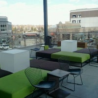 Photo taken at Aloft Leawood - Overland Park Hotel by Tim O. on 3/3/2012