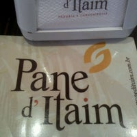Photo taken at Pane d'Itaim by Rogerio P. on 4/6/2012