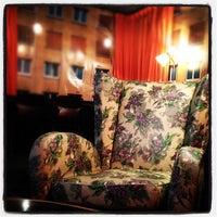 Photo taken at La Place Verte by GuiM on 2/4/2012