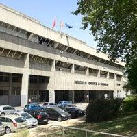 Foto tomada en Facultad de Ciencias de la Información (UCM) por Gerson Luiz M. el 6/28/2012