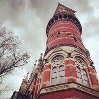 Photo taken at Jefferson Market Garden by Austin B. on 2/11/2012