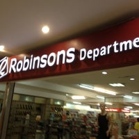Photo taken at Robinsons Place by Councilor Boggs R. on 4/30/2012