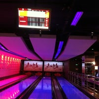 Photo taken at Strike Bowling Bar by Sherry T. on 8/20/2012