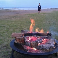 Photo taken at Camp Sea Gull by Chip A. on 4/28/2012