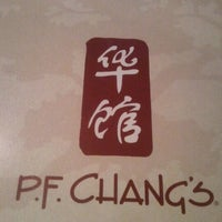 Photo taken at P.F. Chang's by Caryn G. on 2/10/2012
