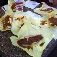 Photo taken at Original Tommy's Hamburgers by Cassadi C. on 6/16/2012