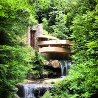 Photo taken at Fallingwater by David B. on 7/21/2012