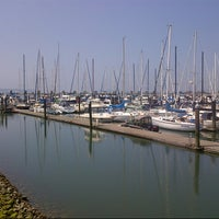 Photo taken at Everett Marina by Julian W. on 7/10/2012