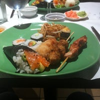 Photo taken at Sushi Magic by Tomy T. on 3/4/2012
