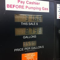 Photo taken at CITGO by Wayne W. on 5/19/2012