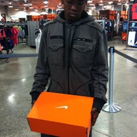 Photo taken at Nike by Carmen A. on 3/11/2012