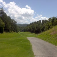 Photo taken at Gatlinburg Golf Course by Rootermiester on 7/23/2012