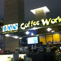 Photo taken at Coffee World by Dimitris L. on 7/12/2012