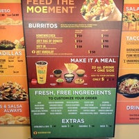 Photo taken at Moe's Southwest Grill by Matthew on 8/15/2012