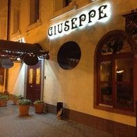 Photo taken at Giuseppe by Sergey B. on 6/6/2012