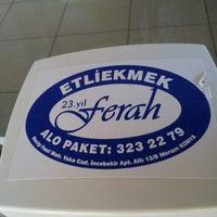6/18/2012 tarihinde Onur Y.ziyaretçi tarafından Ferah Etliekmek'de çekilen fotoğraf
