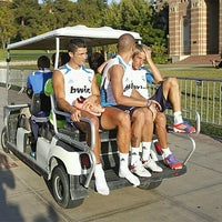 Photo taken at Real Madrid Practice Session by Jonathan B. on 7/31/2012