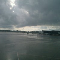 Photo taken at Gate C15 by Vee on 8/5/2012
