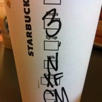 Photo taken at Starbucks by Anna J. on 6/3/2012