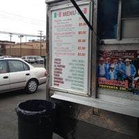 Photo taken at El Taquito Taco Truck by Katie H. on 8/11/2012