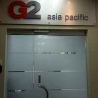 Photo taken at G2 Asia Pacific by PooiYam W. on 8/24/2012