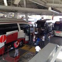 Photo taken at Central de Autobuses de Xalapa (CAXA) by Alvaro H. on 3/22/2012