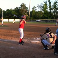 Photo taken at Biedenharn Sports Complex by Faline W. on 5/21/2012